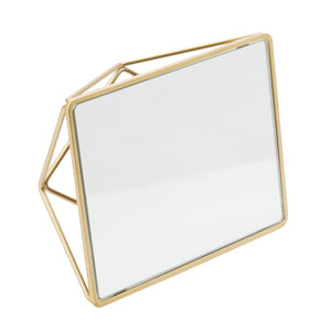 Geometric Vanity Mirror (Case Pack of 6)