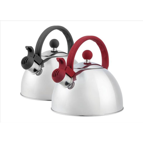 2.5L Whistling TEA KETTLES W/HANDLE (Case Pack of 12)