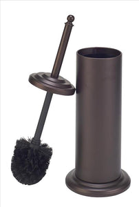 Bath Bliss Steel Toilet Brush and Holder in Rust (Case Pack of 12)