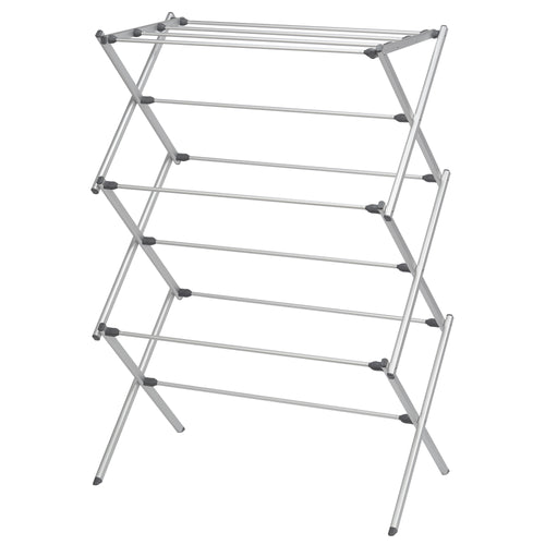 COLLAPSIBLE ALUMINUM DRYER RACK (Case Pack of 4)