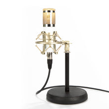 Studio Microphone Desk Lamp - Arctic White - Microphone Mania