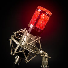Studio Microphone Desk Lamp - On Air Edition - Microphone Mania