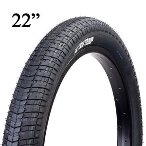 "22"" TROOP TIRES"