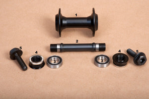 REBELLION/REVOLUTION FRONT HUB SMALL PARTS