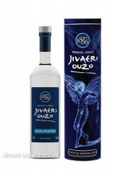 JIVAERI ouzo 0.7lt triple distilled - Katsaros (Distillery)