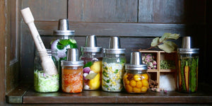 May 10, 2019 - Fermentation 101, Hands-On & Demo Class with Karen Diggs