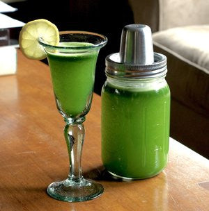 Effervescently Green Drink (Non-Alcoholic*)