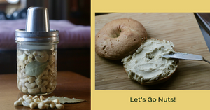 March 20, 2021 - Fermented Nuts + Vegan Cheese Spread Webinar (Recording Available)