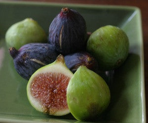 Figs with Onion & Cardamom Ferment