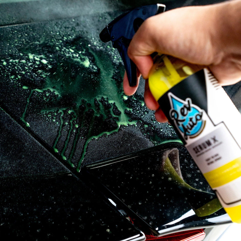 SerumX Advanced Quick Detailer Kit