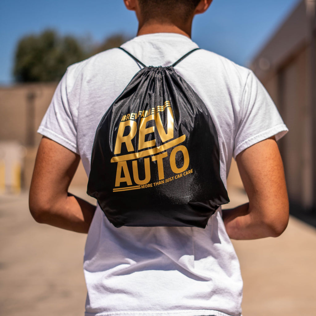 REV Drawstring Bag