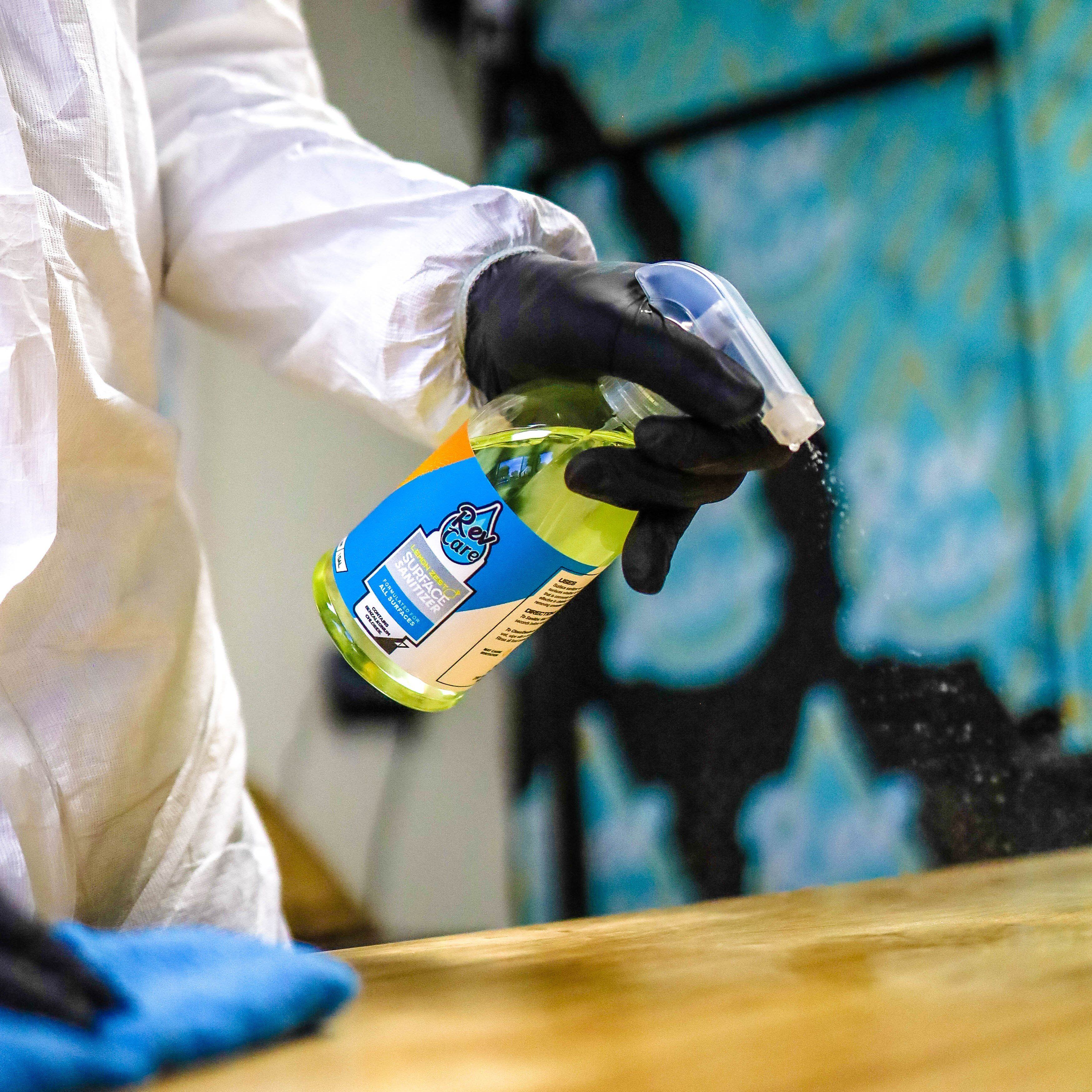 Surface Cleaner (Lemon Zest)
