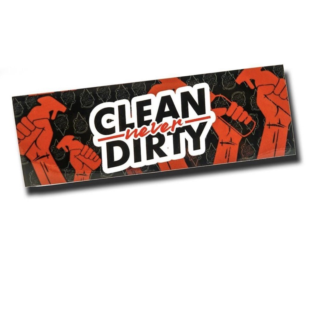 Clean Never Dirty Series Slap