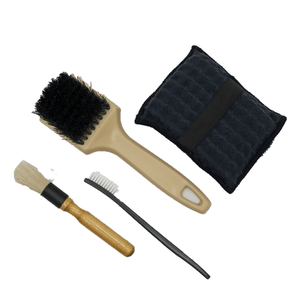 Interior Cleaner Brush Kit