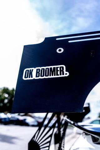 OK Boomer Decal