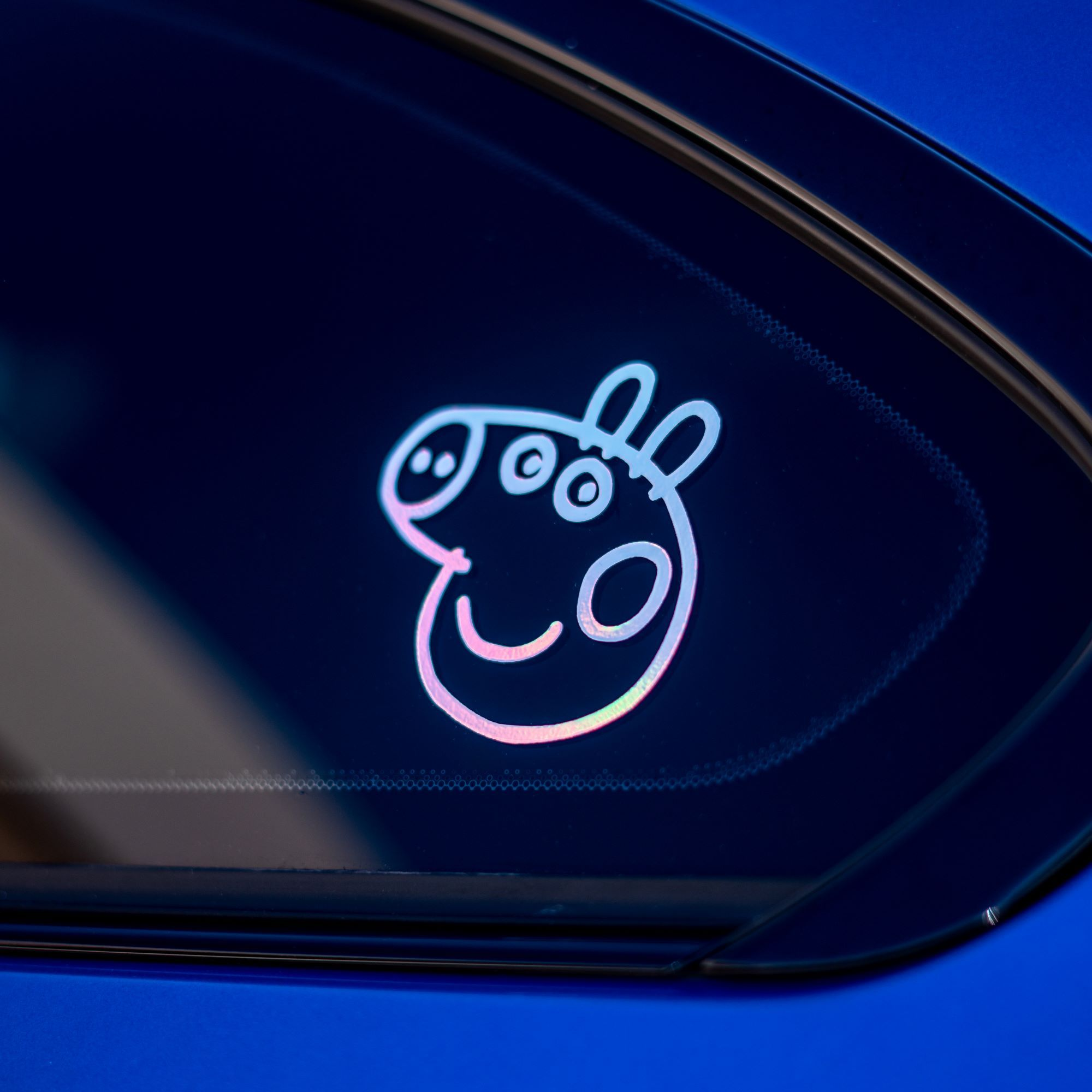 Peppa The Pig Decal