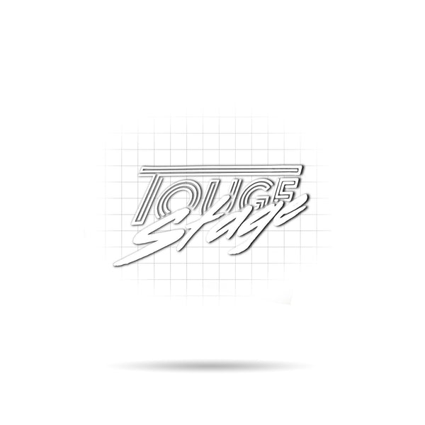 Touge Stage Decal
