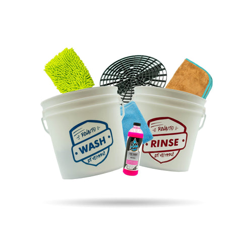 2 Bucket Method Wash Kit