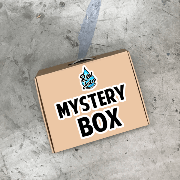 REV Mystery Box & Buckets