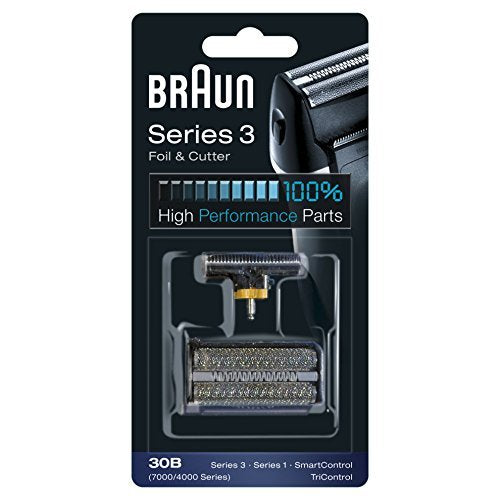 Braun 30B Replacement Foil and Cutter for Series 3 Shavers