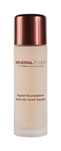 Mineral Fusion Liquid Foundation, Neutral 1, 1 Fl Oz