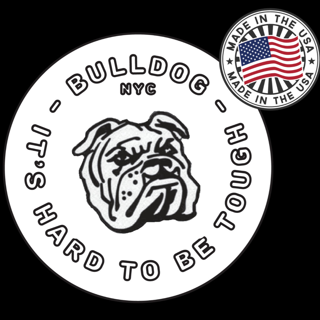 Bulldog Antibacterial Ultra Thick Hand Wipes, Heavy Duty Grease Wipes, Hand Cleaning Wipes, Paint Wipes, Industrial Cleaning Wipes, Waterless Hand Cleaner, 70 Wipes