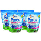 Purex Ultra Packs Laundry Detergent, Mountain Breeze, 26ct