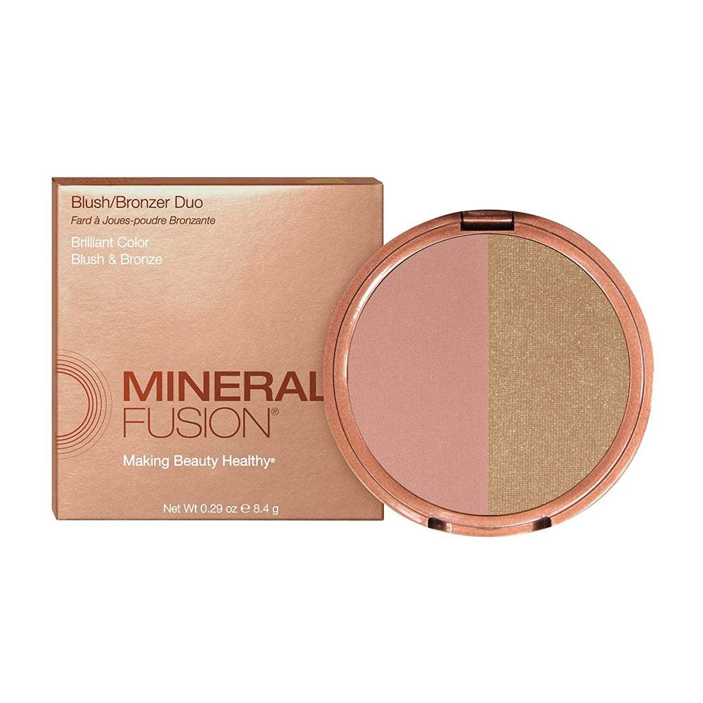 Mineral Fusion Blonzer Blush & Bronzer Duo 0.29 oz