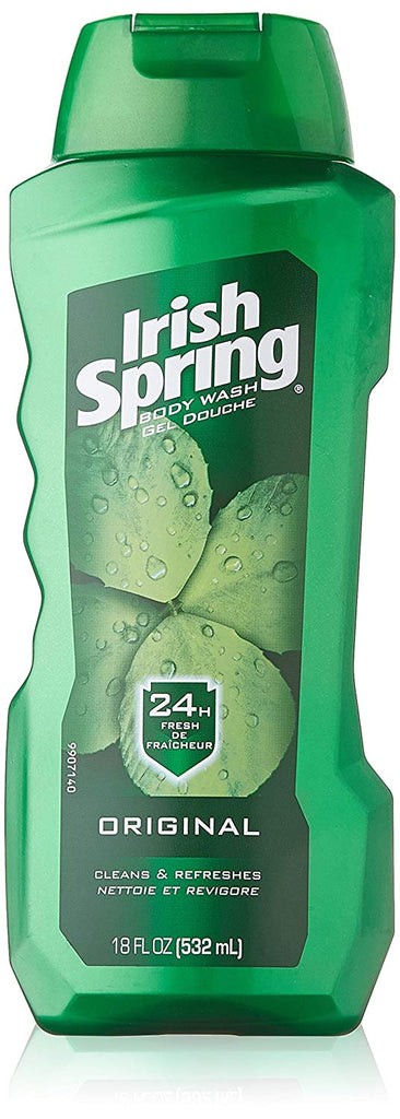Irish Spring Body Wash, 18oz