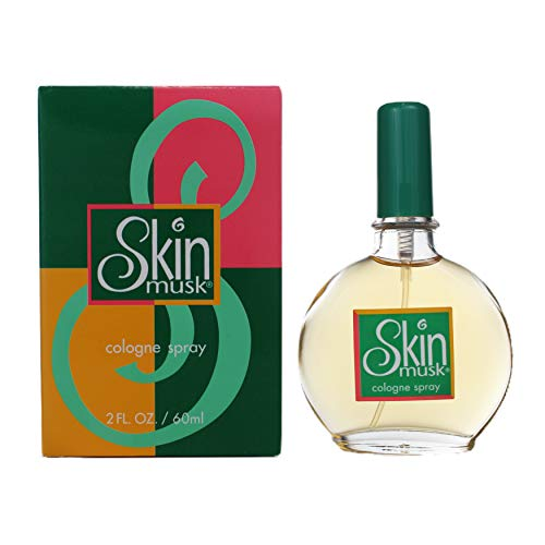 Parfums De Coeur Skin Musk Cologne Spray for Women, 2 Ounce