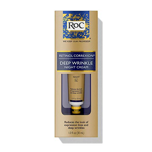 RoC Retinol Correxion Deep Wrinkle Night Cream 1.0 fl oz (30 ml)