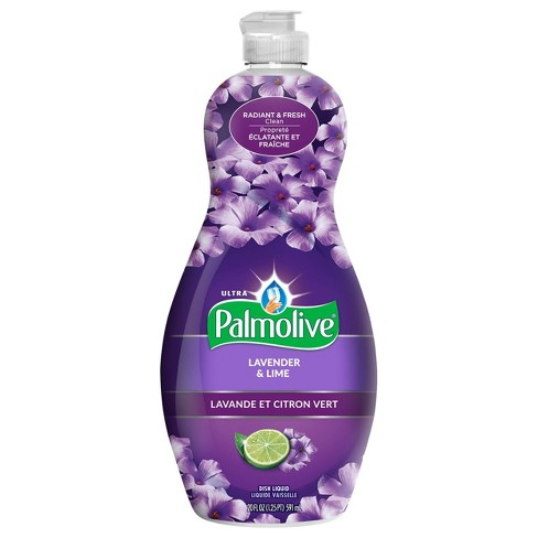 Palmolive Ultra Dish Soap, Lavender & Lime, 20 Oz