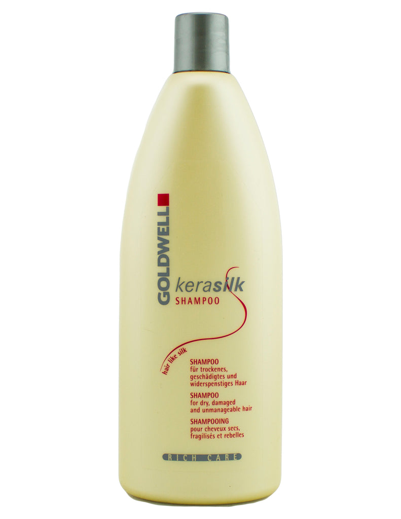 Goldwell Kerasilk Rich Care Shampoo 16.9 oz