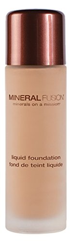 Mineral Fusion, Foundation Liquid Warm 2, 1 Fl Oz