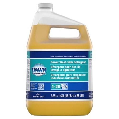 Power Wash Sink Detergent, Fresh Scent, 1 Gallon Bottle