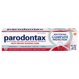 Parodontax Complete Protection Teeth Whitening Toothpaste for Bleeding Gums - 3.4 Ounce