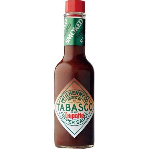 Tabasco Brand Chipotle Pepper Sauce 5oz.
