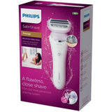 Philips SatinShave Prestige Women's Electric Shaver, Cordless Hair Removal with Trimmer, BRL170/50