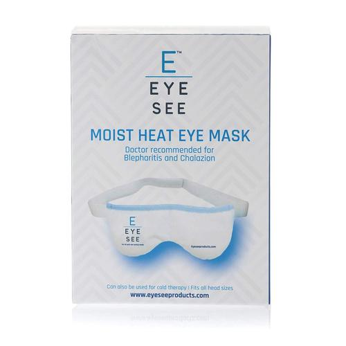 EyeSee Dry Eye Moist Heat Compress Treats Dry Eyes, Blepharitis ,Chalazion and Meibomian Gland Dysfunction