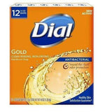 Dial Gold Bar Soap, 4 Oz, 12 Count