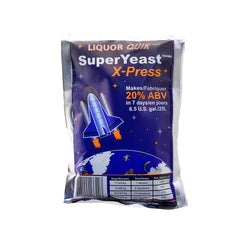 Liquor Quik Super Yeast X-Press