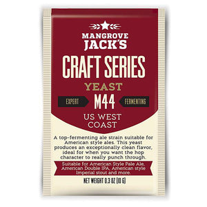 M44 US West Coast Yeast