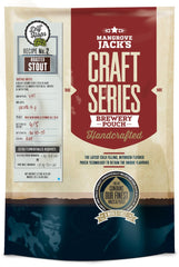 Mangrove Jack's Craft Series Roasted Stout with Dry Hops
