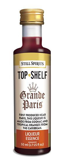 Still Spirits Top Shelf Grande Paris