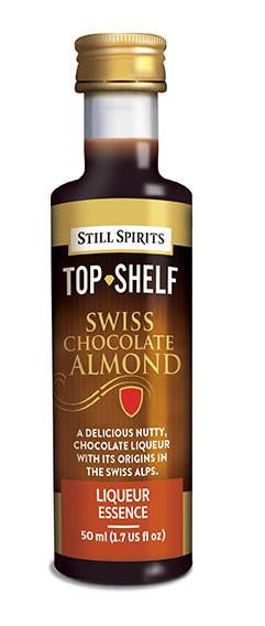 Still Spirits Top Shelf Swiss Chocolate Almond