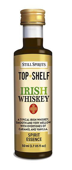 Still Spirits Top Shelf Irish Whiskey