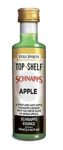 Still Spirits Top Shelf Apple Schnapps Flavour 50 mL