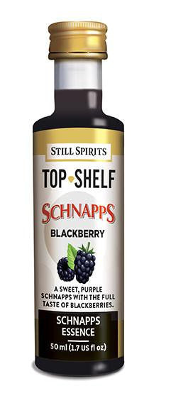 Still Spirits Top Shelf Blackberry Schnaps