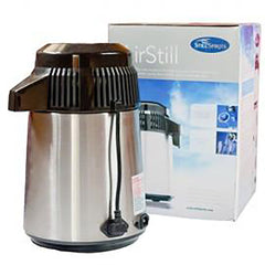 Still Spirits Air Still Water Purification System