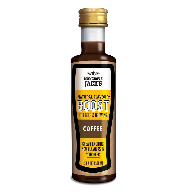 Mangrove Jack's Natural Flavour Boost - Coffee